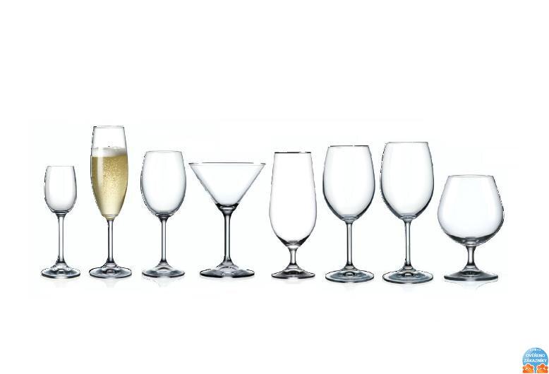 2x svatební sklenice thun víno 250 nebo 350ml ( holubičky )