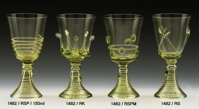 1x Historical Glass - wine glasses  1482/RS/150 ml