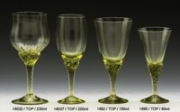 Historical Glass-2x glass liquor 1495/TOP/60ML