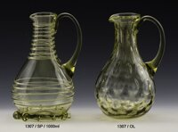 Carafe of historical glass - 1307/SP/1200 ml