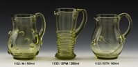 Historical Glass - pitcher 1122/M/ 500 ml