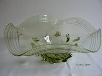 Bowl of historical glass - 1523/L/ 24 cm