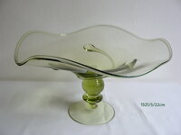 Bowl of historical glass - 1521/S/ 22 cm