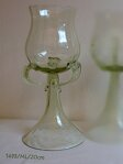 2x Historical Glass - wine glasses 1493/ML20cm