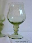 2x Historical Glass - wine glasses 14011/OP/280ML