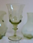 1x Historical Glass - wine glasses  1480/M/200 ml