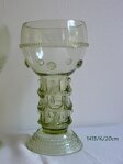 1x Historical Glass - wine glasses  14813/K/20cm