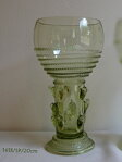 1x Historical Glass - wine glasses  1413/SP/20 cm