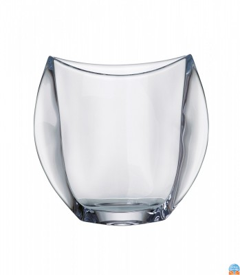 Orbit váza 18 cm ( Bohemia crystal )