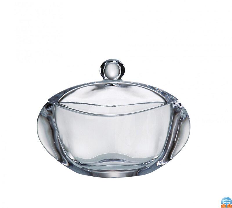 orbit glas mit deckel 180 cm b hmen kristall. Black Bedroom Furniture Sets. Home Design Ideas